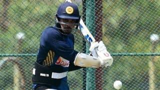 Danushka Gunathilaka out of Asia Cup 2018 due to back injury