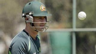 Michael Clarke doubtful for UAE tour