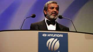 Ehsan Mani suggests ways on how to tackle Lalit Modi's rival league's plan