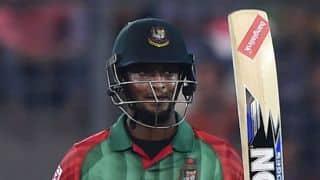 Bangladesh vs South Africa 2015, 2nd T20I at Dhaka: Bangladesh lose Shakib Al Hasan