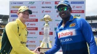 Sri Lanka vs Australia 2016 2nd ODI Preview and Predictions: Hosts aim to level terms