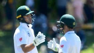 बांग्लादेश बनाम साउथ अफ्रीका, दूसरा टेस्ट: पहले दिन डीन एल्गर-एडन मारक्रम ने जड़े शतक