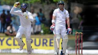 Sri Lanka vs South Africa 1st Test at Galle: South Africa extend lead to 226 despite losing openers