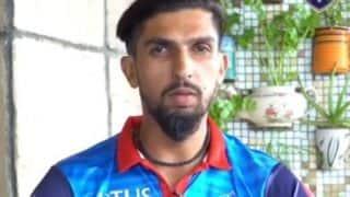'Proud' Ishant targets IPL trophy with home team Delhi Capitals