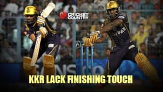 IPL 2015: Kolkata Knight Riders suffering as batsmen are unable to provide finishing touch