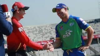 David Warner, Steve Smith controversially dismissed on Bangladesh Premier League debut