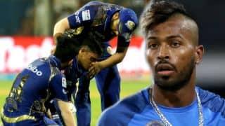 IPL 2018: Hardik Pandya's apology to Ishan Kishan over throw injury