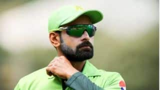 Mohammad Hafeez: Will Delay Retirement If T20 World Cup Is Postponed