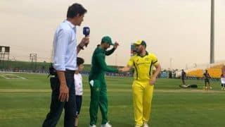 3rd ODI: Cummins, Behrendorff return as Australia elect to bat against Pakistan
