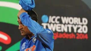 Did MS Dhoni get his tactics wrong in the ICC World T20 2014 final?