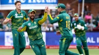 India vs South Africa: JP Duminy named T20I captain;Aiden Markram, Hashim Amla rested