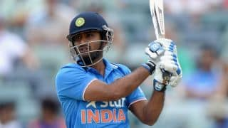 Ambati Rayudu likely to play for Vidarbha in Ranji Trophy 2016-17