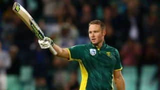 South Africa vs Pakistan, T20I: Faf du Plessis rested, David Miller appointed stand-in captain
