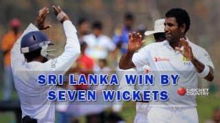 Sri Lanka vs Pakistan 2014, 1st Test at Galle: Highlights