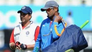 Sachin Tendulkar lauds Rahul Dravid, Team India's support staff for winning the U-19 World Cup