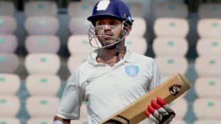 Ranji Trophy 2013-14 Final, Day 3 Live Cricket Score: Karnataka lead by 169 runs at stumps
