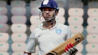 Ranji Trophy 2013-14 Final, Day 3 Live Cricket Score: Karnataka lead by 169 runs at stumps