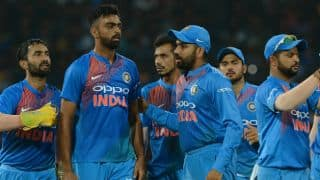 Nidahas Trophy 2018: KL Rahul, Akshar Patel, Deepak Hooda sweat it out in nets ahead of 4th T20I
