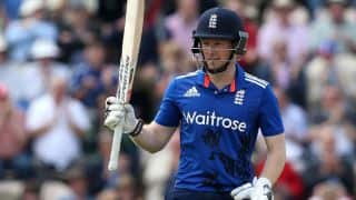 Eoin Morgan scores run-a-ball fifty in Pakistan vs England 2015, 1st ODI at Abu Dhabi