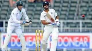 India vs South Africa 2nd Test, Day 2: Ajinkya Rahane, Virat Kohli complete 50-run stand; score 256/4