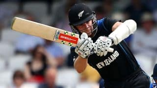 Kane Williamson replaces McCullum as NZ captain for Zimbabwe, South Africa tours