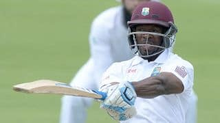 Peters to replace Roach in Windies Test squad