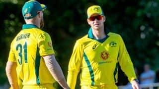 Cricket World Cup 2019: Aaron Finch confident security measures in place for Steve Smith, David Warner at World Cup