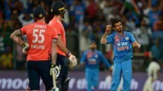 इंग्लैंड टीम ने कुलदीप के खिलाफ संभलकर बल्लेबाजी की: युजवेंद्र चहल