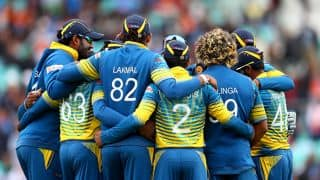CT 2017, Match 8 - IND vs SL, Group B fixture - SL win by 7 wickets