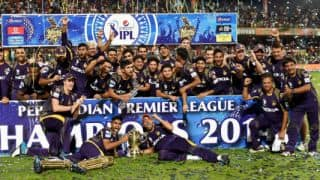 Kolkata Knight Riders win IPL 2014 with thrilling 3-wicket victory over Kings XI Punjab