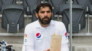 New Zealand vs Pakistan, 1st Test: Misbah-ul-Haq to miss remainder of series