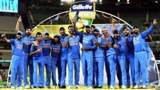 ऑस्ट्रेलिया में टेस्ट के बाद वनडे सीरीज जीत टीम इंडिया ने रचा इतिहास