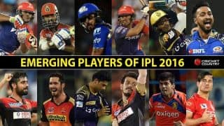 Top emerging players of IPL 2016