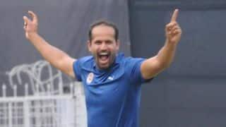 Yusuf Pathan recalled by Baroda for Vijay Hazare Trophy