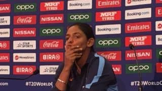 Double Delight: Harmanpreet's India make maiden T20 WC final, parents in attendance for first time