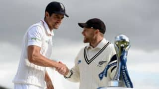 When Brendon McCullum SMSed Alastair Cook extending support during tough times