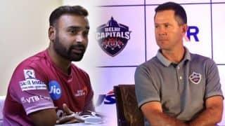 Amit Mishra on Delhi team head coach Ricky Ponting