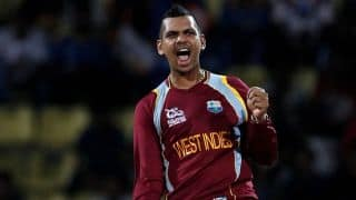 Sunil Narine backed by West Indies Cricket Board after facing ban for illegal action