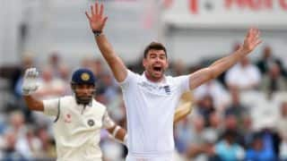 India bowled out for 330; England to bat again in third Test at Southampton