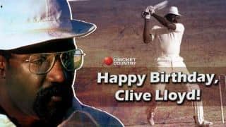 Happy Birthday Clive Lloyd, Former West Indies skipper turns 72