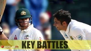 Australia vs South Africa, 2nd Test at Hobart: Steven Smith vs Keshav Maharaj and other key battles