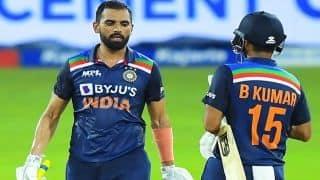 Sri Lanka vs India, 2nd ODI: 'It was Rahul Dravid's call to promote Deepak Chahar in batting order,' reveals Bhuvneshwar Kumar
