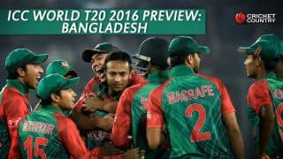 Bangladesh team in ICC T20 World Cup 2016, Preview: Big hopes from burgeoning cricket-mad nation