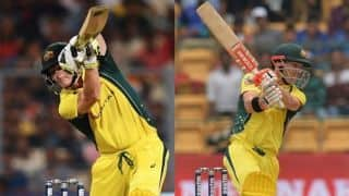 IPL test for Smith and Warner before World Cup