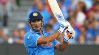 India vs Australia: MS Dhoni not to play last 2 ODIs, likely to have played last game on Indian soil