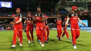 IN PICS: IPL 2019: RCB vs RR, IPL 2019, Match 49