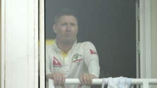 Ashes 2015: Michael Clarke admits