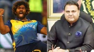 Sri Lanka Sport Minister denied Fawad Choudhary's claim that India influenced SL players for not to play in Pakistan