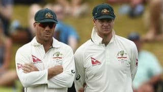 Steven Smith, David Warner step down; Paine to lead for rest of ongoing Test