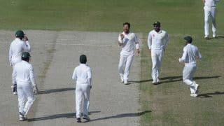Pakistan vs New Zealand: Yasir Shah's 14 wickets level series at 1-1